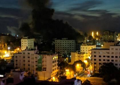 7 شهداء في غزة ومقتل اسرائيلي والمقاومة تطلق مئات الصواريخ
