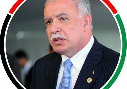 """المالكي يرحب باعتماد قرار فلسطين في """"الصحة العالمية"""""""