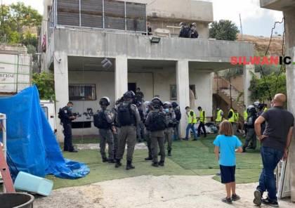 محدث: الاحتلال يهدم عددًا من الشقق السكنية في رأس العامود بسلوان