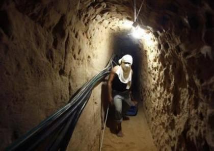 بدو النقب يحفرون أربعة أنفاق كبيرة بين إسرائيل ومصر.. ما علاقة حماس؟