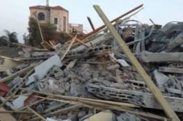 السلطات الإسرائيلية تهدم منزلا في اللد بأراضي الـ48