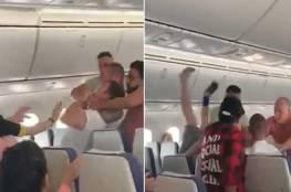 مشاجرة تجبر طائرة ركاب على قطع رحلتها والعودة إلى استراليا