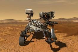 المركبة بيرسفيرنس تسجل أصوات تحركها على سطح المريخ