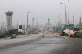 صور: بدء سريان حظر التجوال الشامل ليومين في قطاع غزة