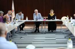لجنة الانتخابات تطلع ممثلي الفصائل بالضفة على مفاصل المرحلة الاولى للانتخابات المحلية