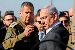 كوخافي: الاستعدادات لتنفيذ مخطط الضم على رأس أولويات الجيش الإسرائيلي