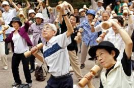 أكثر من 70 ألف شخص بلغوا عمر المئة عام في اليابان لأول مرة