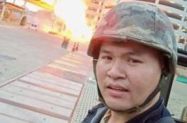 بالبث المباشر: جندي تايلاندي يقتل ويصيب العشرات ويتحصن بمجمع تجاري