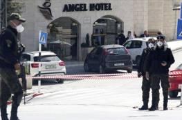 محمد سرحان من داخل فندق انجيل يُطمئن الجميع على صحة المحجورين