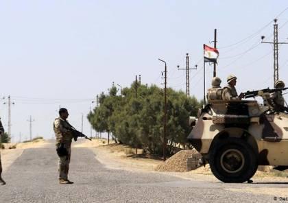 """الجيش المصري يعلن مقتل 126 """"تكفيريا"""" في وسط وشمال سيناء"""