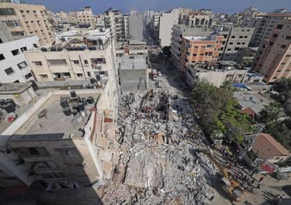 معروف: تعمُّد إسرائيلي لاستهداف المقار الحكومية بغزة