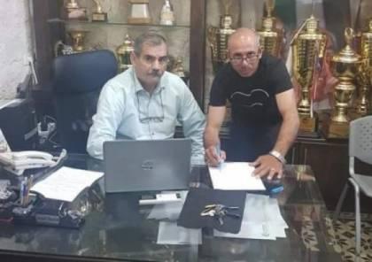 أمجد طه مديرًا فنيًا لهلال القدس