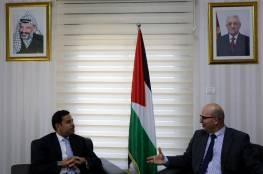 الهدمي خلال لقائه السفير الأردني: الاحتلال هدم 62 مبنى بالقدس منذ بداية العام