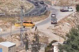 قوات الاحتلال تواصل اغلاق بلدة تقوع لليوم الرابع على التوالي