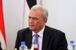 أبو عمرو يطالب ألمانيا بالضغط على اسرائيل لإجراء الانتخابات بالقدس