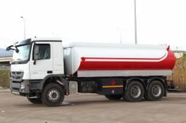غزة: الدفاع المدني يوضح خطوات تطبيق إجراءات السلامة لمركبات نقل الوقود