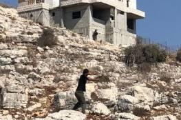 اصابة شاب برصاص الاحتلال والعشرات بالاختناق خلال مسيرة كفر قدوم