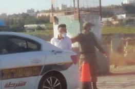 الاحتلال يعتقل شابًا قرب الخليل بزعم محاولته تنفيذ عملية طعن