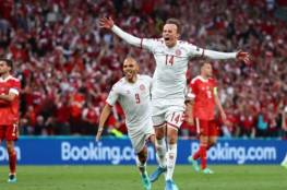 الدنمارك تنتزع تأهلاً مُثيراً لدور الـ 16 في يورو 2020 بعد اكتساح روسيا