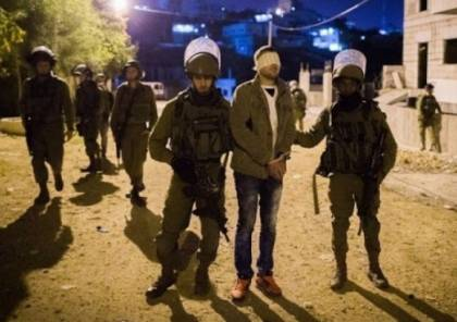 الاحتلال يعتقل فتيين ويصيب شباناً في بلدة يعبد