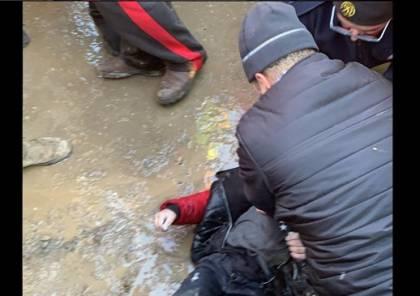 فيديو: العثور على الطفل قصي ابورميلة من بيت حنينا في عبارة مياه بالقدس