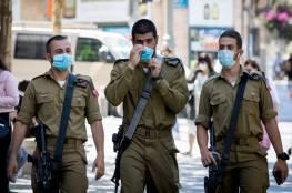 كورونا تدخل كبار ضباط الجيش الإسرائيلي الحجر الصحي