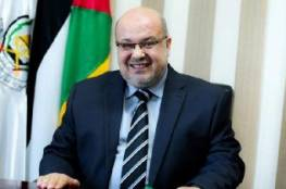 """غزة: """"التشريعي"""" يكلف عصام الدعاليس رئيساً لمتابعة العمل الحكومي خلفاً للدكتور عوض."""