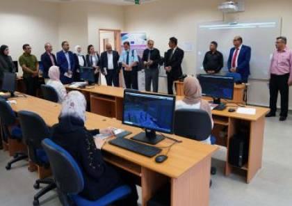 """""""العربية الأمريكية"""" تحتفل بافتتاح مختبر الواقع الافتراضي ضمن مشروع """"تسلا"""""""