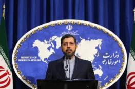 """الخارجية الإيرانية تتهم إسرائيل بارتكاب """"جريمة حرب"""" في القدس وتدعو لتحرك دولي عاجل"""