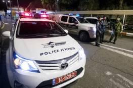 الشرطة الإسرائيلية تعتقل شابا من عزون داخل أراضي الـ48