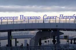 ثعلب يمنع طائرة ركاب من الهبوط في مطار بطرسبورغ