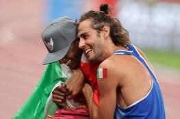 شاهد:  اقتراح القطري برشم ينقذ الحكم ويسعد منافسه في أولمبياد طوكيو