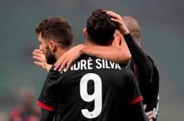 فيديو.. ميلان يفوز بخماسية ويعبر للدور الثاني من اليوروباليج
