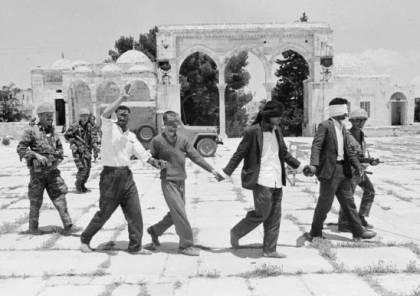 """""""إسرائيل لم تتورط بالاحتلال عام 1967 بل خططت له لسنوات"""""""