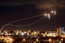 """إطلاق 6 قذائف صاروخية تجاه """"ناحل عوز"""" شرق مدينة غزة"""
