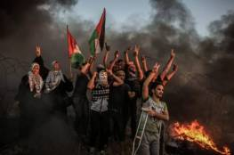 """""""الديمقراطية"""": شعبنا لن يقبل بالتهدئة مع الاحتلال مقابل المال"""