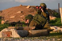 الاحتلال ينشر قواته على حدود غزة للتصدي للبالونات