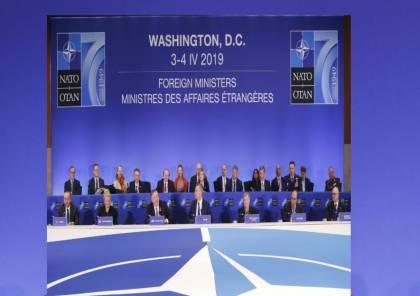 تعاون روسيا والناتو توقف بشكل كامل