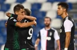 شاهد.. 6 أهداف في مباراة مثيرة بين يوفنتوس وساسولو