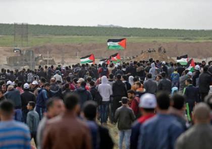 عشرات الاصابات بينها خطيرة شرق قطاع غزة