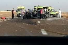شرطة المرور :إصابتان بثلاثة حوادث سير خلال 24 ساعة الماضية بالقطاع