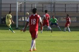 جدول مباريات دور الـ16 من كأس غزة