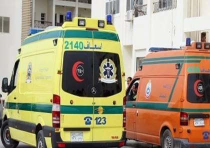 مصر.. مصرع 4 أشخاص جراء سقوطهم في فتحة للصرف الصحي