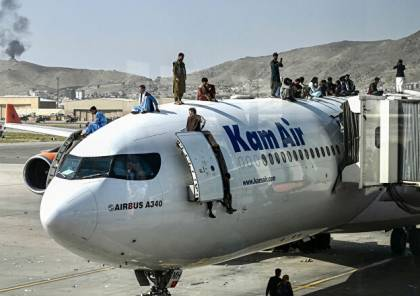 اختطاف طائرة أوكرانية من قبل مجهولين في أفغانستان والتوجه بها إلى إيران