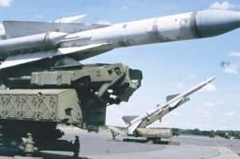 جيش الاحتلال: صاروخ مضاد أطلقه السوريون الليلة الماضية على طائرات سلاح الجو