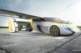شركة سلوفاكية تطلق أول سيارة طائرة فى الأسواق