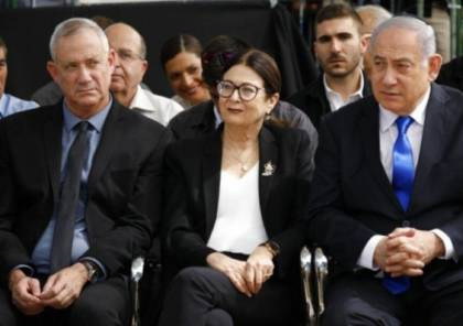 اتصالات سرية بين نتنياهو وغانتس لتشكيل حكومة وحدة