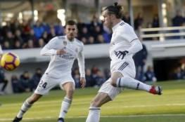فيديو.. ريال مدريد يهزم هويسكا بصعوبة