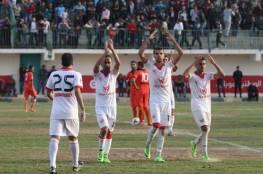 فيديو.. شباب خانيونس يقتنص فوزًا قاتلاً في الديربي أمام الاتحاد