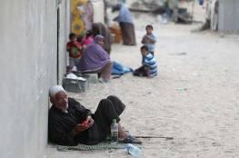 """غزة: اللجنة القطرية تسلم دفعة مالية أولية للفقراء من مشروع """"مسكن كريم"""""""